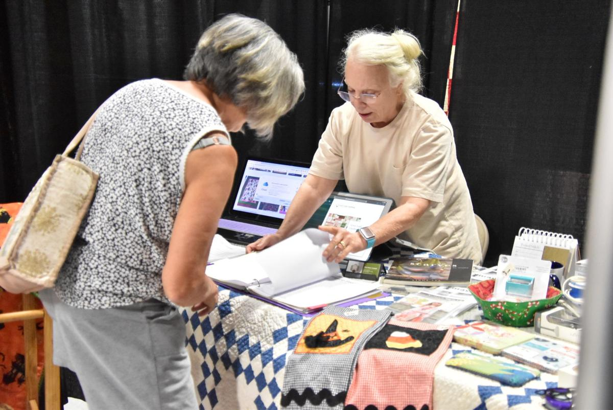 Brazoria Quilt Show