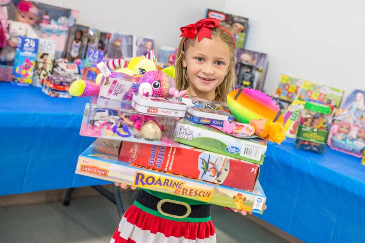 2019: Natalie Woolsey Toy Drive