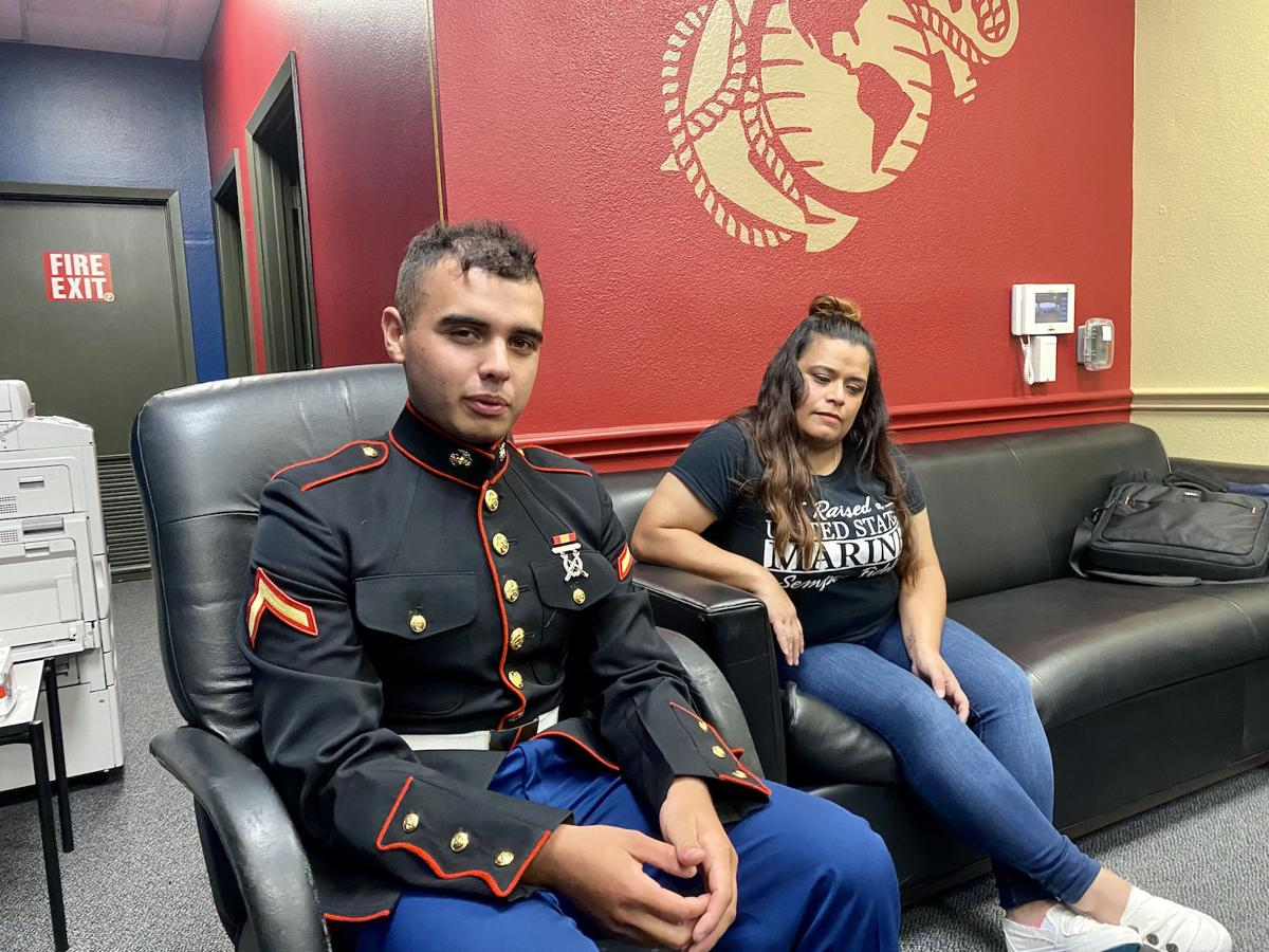 William Brandt Jr. hopes to save lives in combat and in surgery