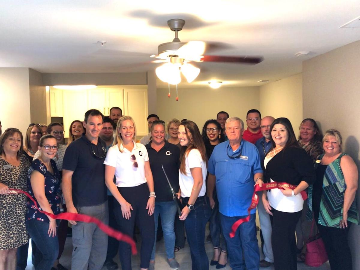 Crescentwood Apartments reveal remodeled units