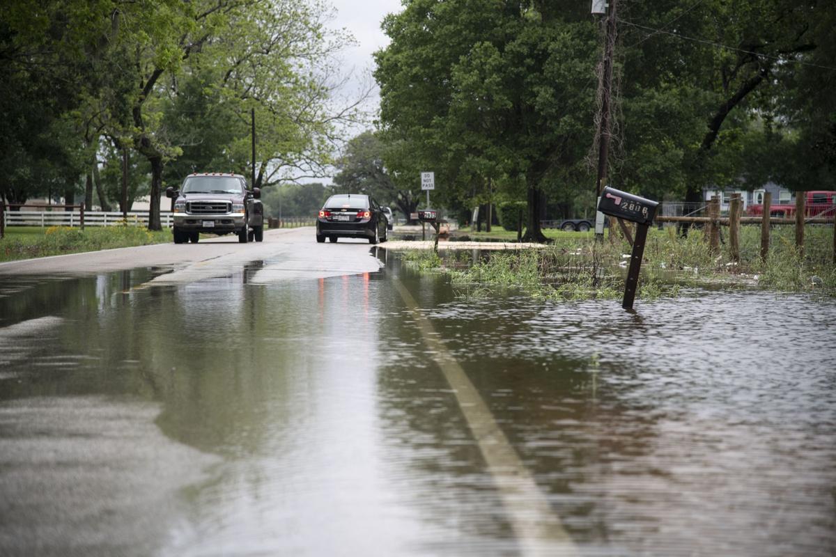 Sweeny flooding