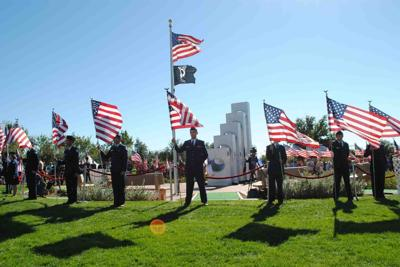 Anthem's Veterans Day Ceremony