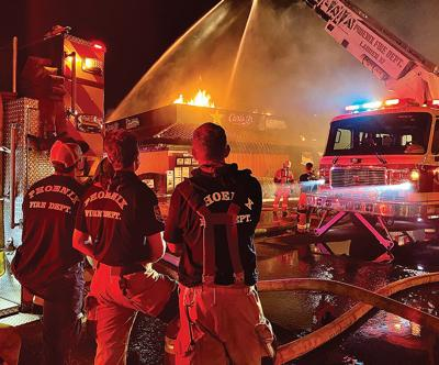 The Phoenix Fire Department