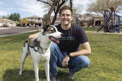 Anthem Pets president Adam Raley