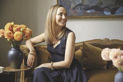 Whitney Bromberg Hawkings started FLOWERBX