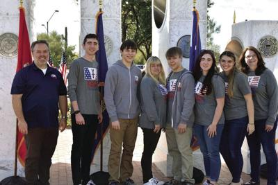 Youth for Troops Founding Youth Board