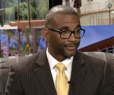 Phoenix Assistant City Manager Jeffrey Barton