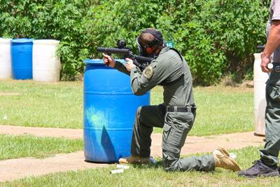 Week-long tactical training course hosted by Rusk County