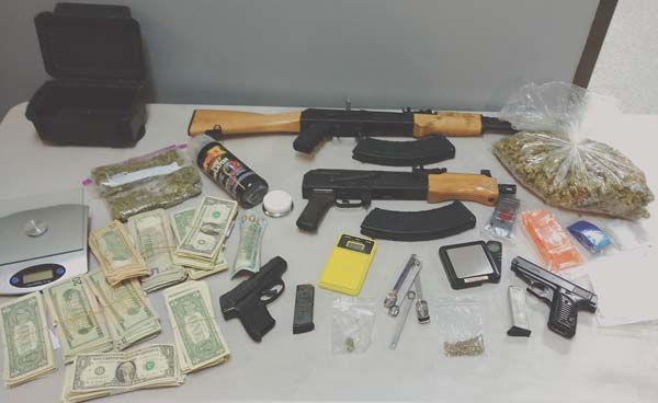 RCSO seizes marijuana, meth from RC residence | Henderson Daily News