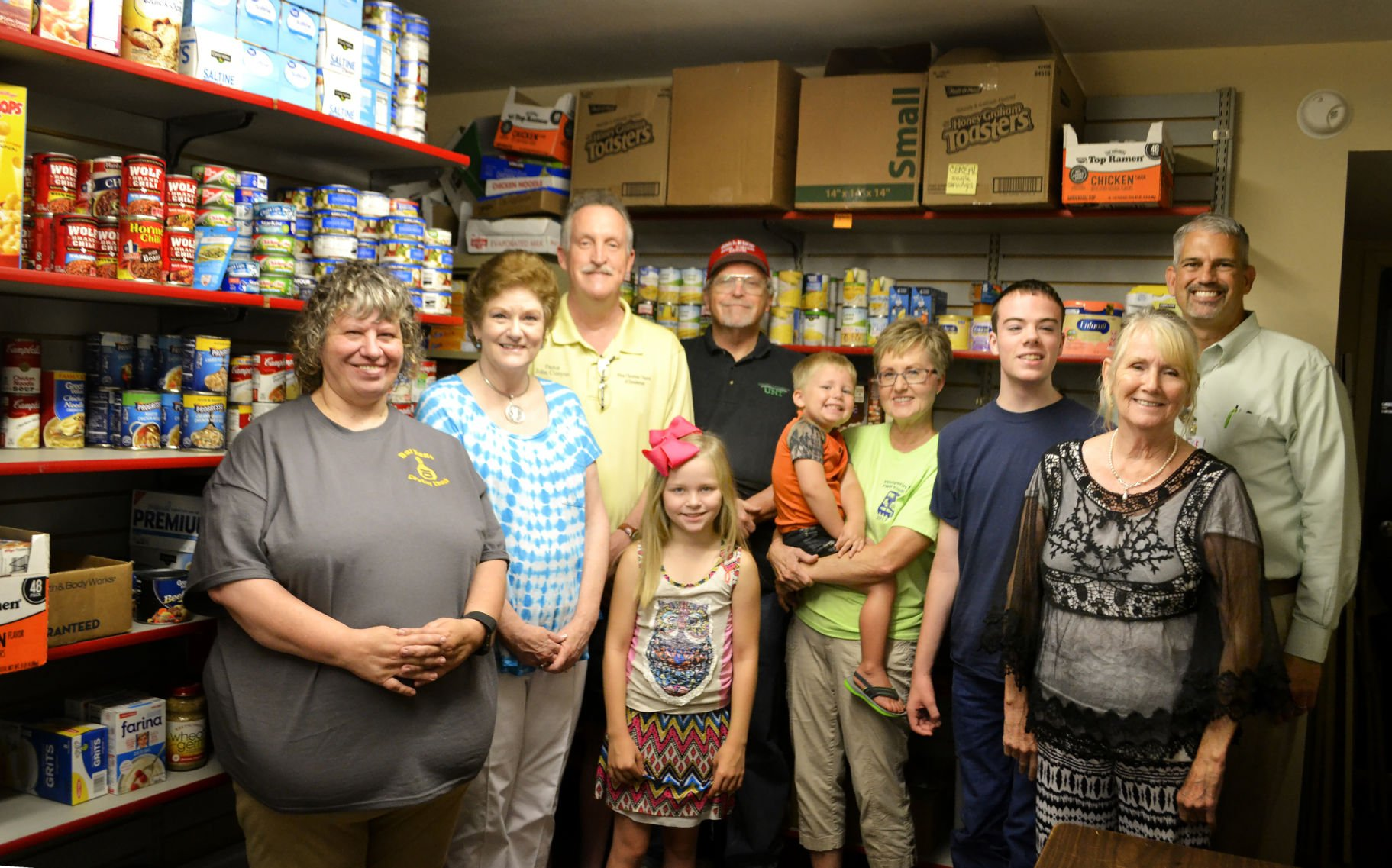 HIM blessed with community support   Henderson Daily News