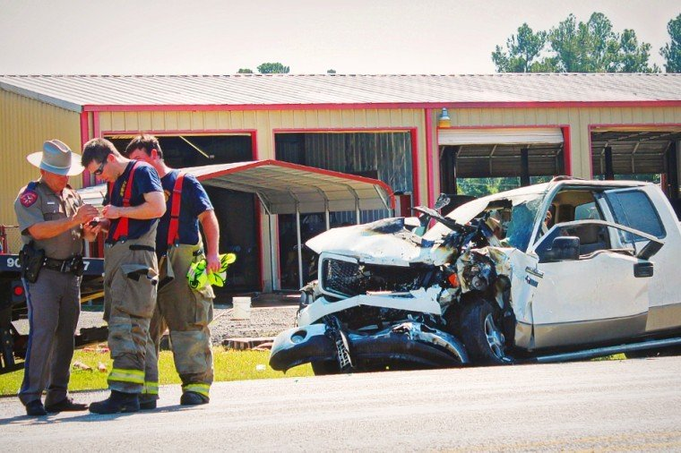 Car Accident In Rusk Texas On