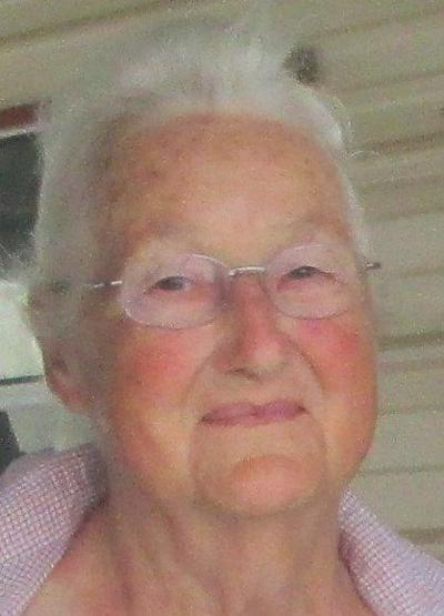 Agnes Louise Armstrong