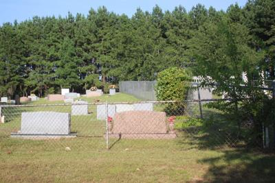 Strong Cemetery
