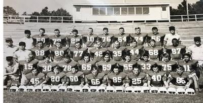 HHS 1968 football team