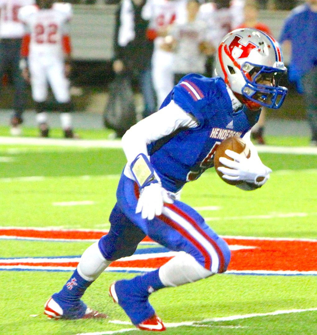 Other Team Sports: Football: Henderson, Three Other Teams Picked For Playoffs