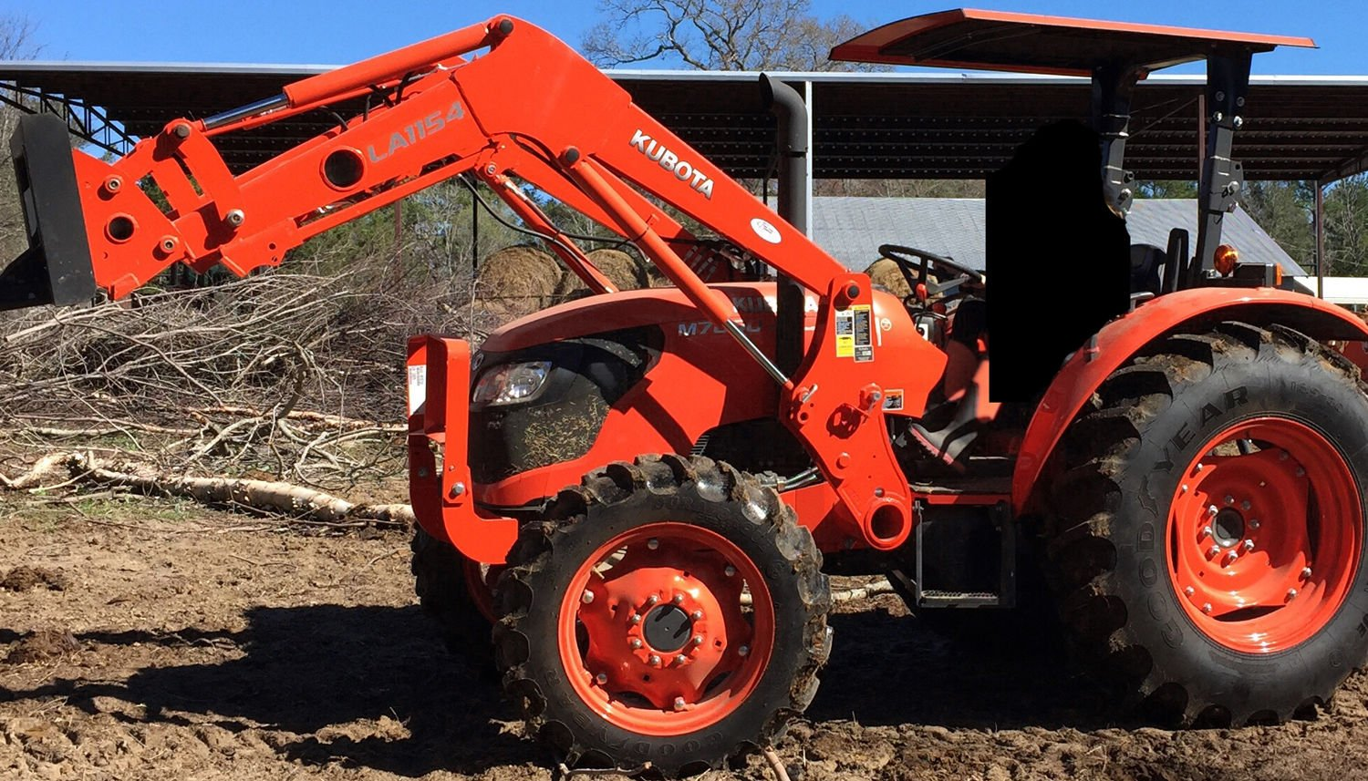 TSCRA seeking information on missing tractor in county   Henderson Daily News