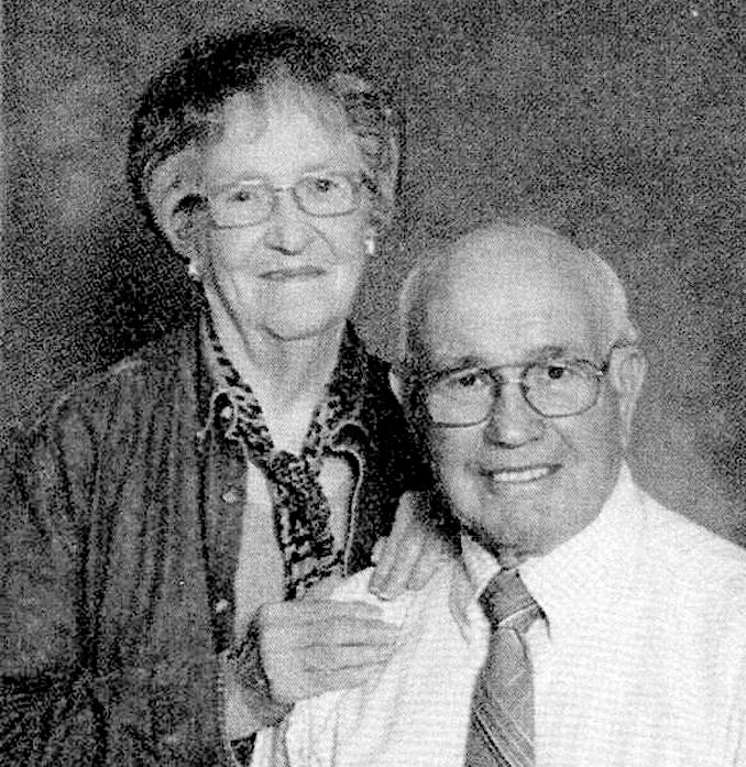 Albert and Darlene Meyer