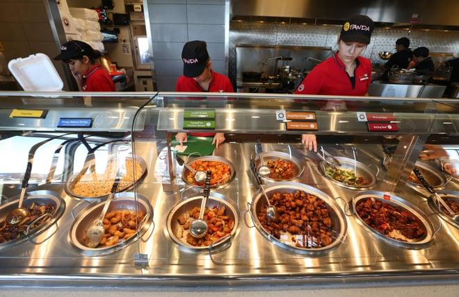 Valley Fair Food Court Restaurants