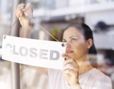 FILE PHOTO: closed