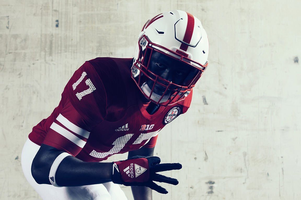 pretty nice d7e7a 1b31c Adidas unveils Husker alternate, throwback uniforms ...