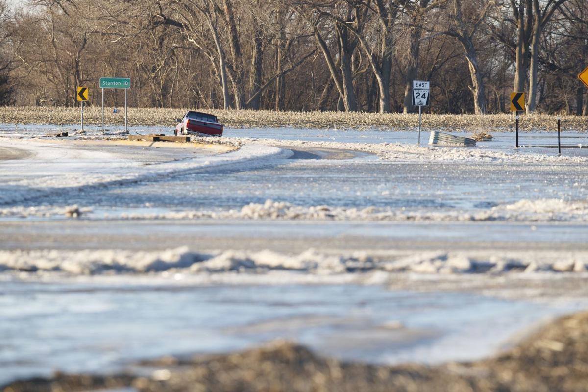 FRIDAY PHOTO GALLERY: Updates of flooding and damage around