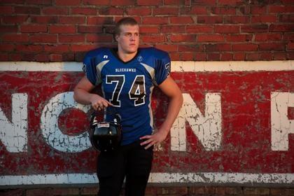 Zach Sterup NFL Jerseys