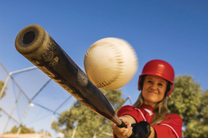 FILE PHOTO: Softball