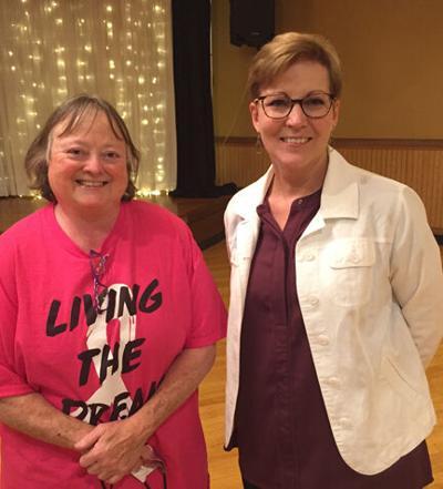 Nancy Huber, Lisa Cunningham
