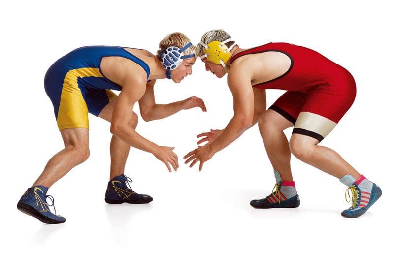 FILE PHOTO: Wrestling