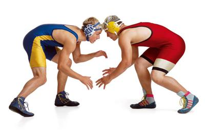 FILE PHOTO: Wrestling