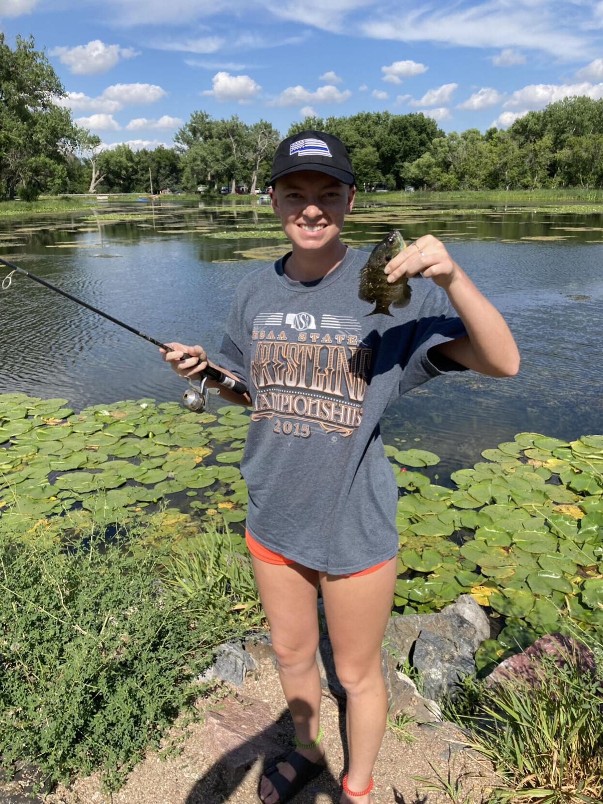 Grace fishing