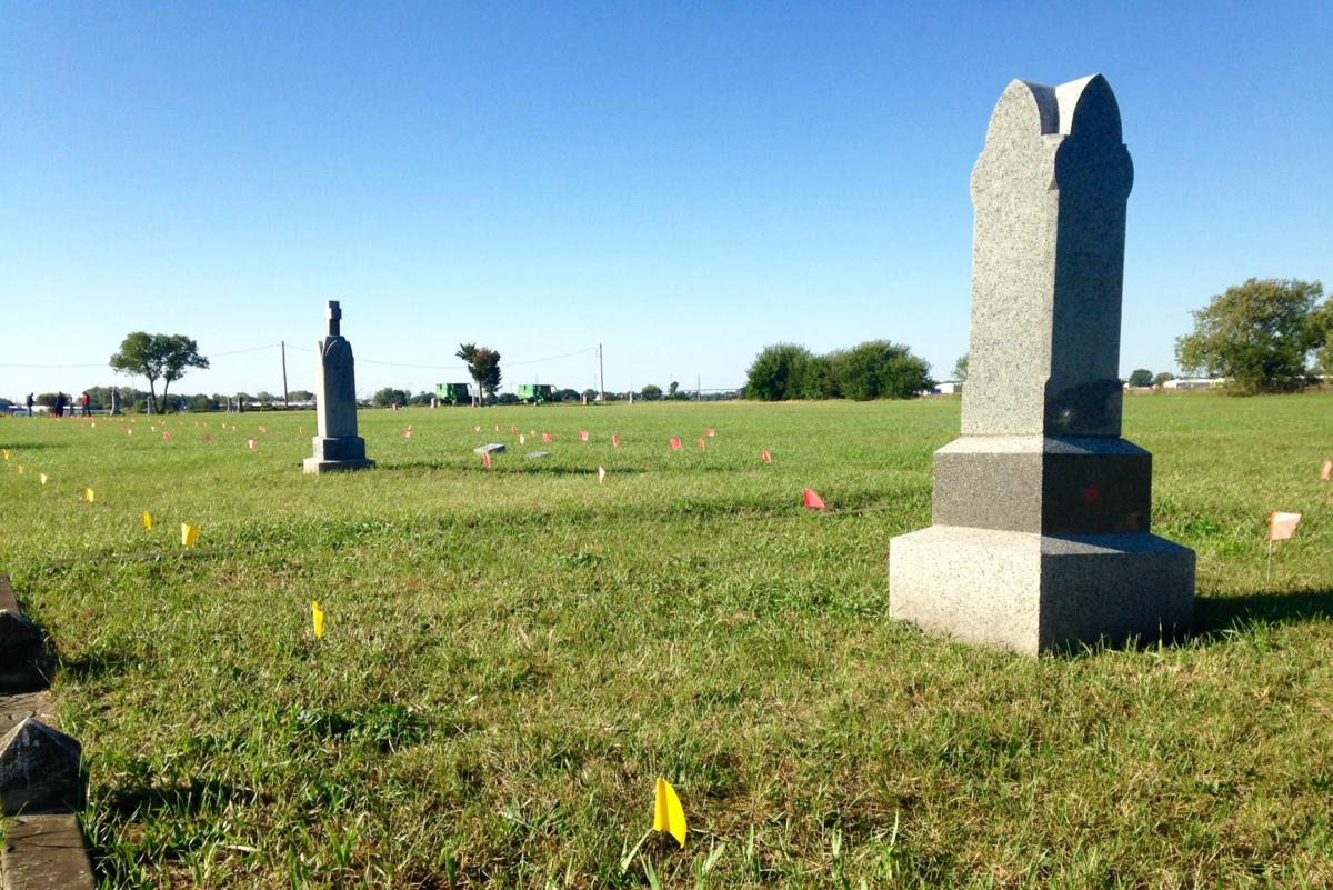 Cemetery mapping discovers more than expected | Local News