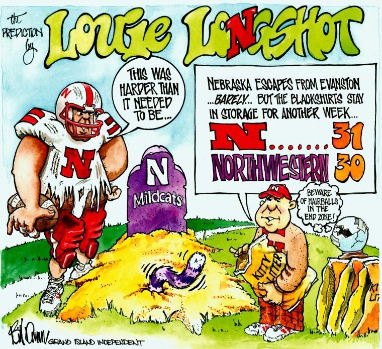 Louie Longshot Prediction