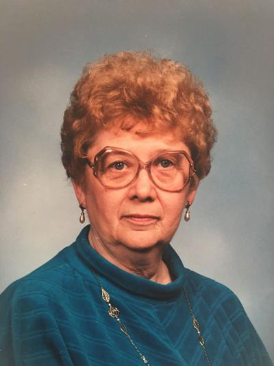 Virginia Robson, 93