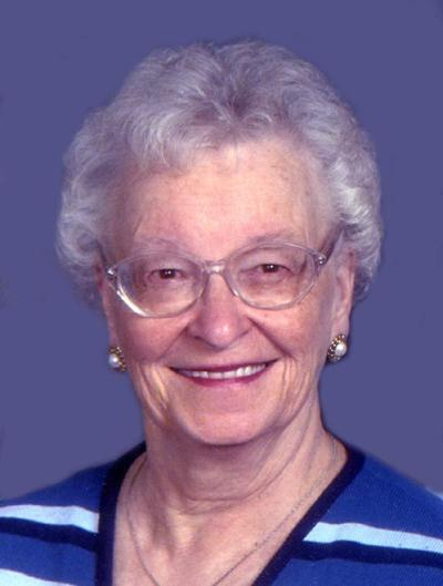 Marion Ehlers, 87