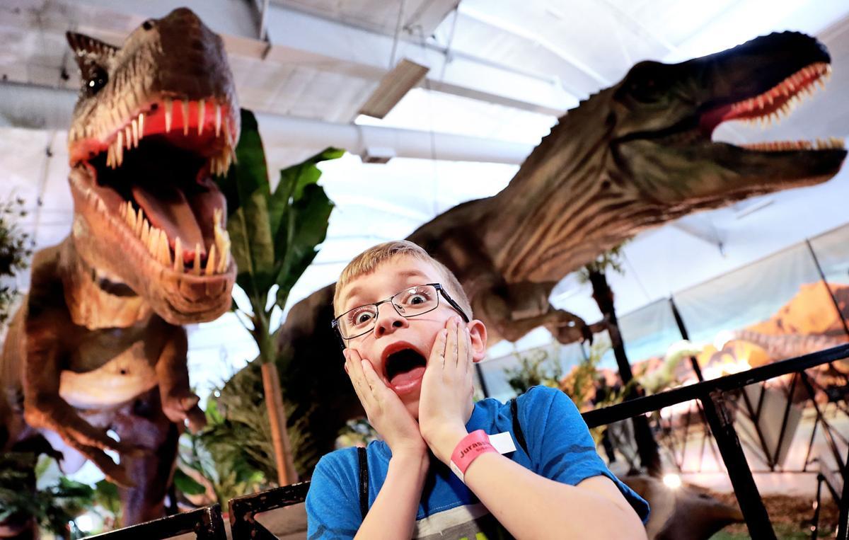 Jurassic Quest provides dino-mite experience | Entertainment
