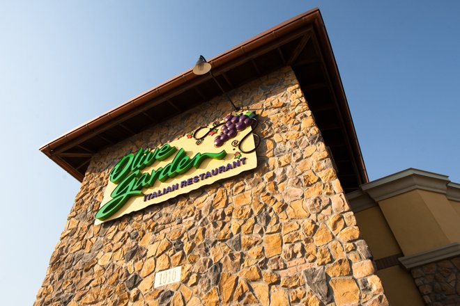 Olive Garden Adds Jobs New Dining Experience To G I Business