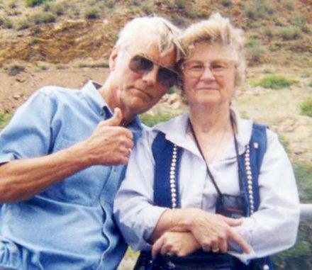 Marietta and Joy Beazley