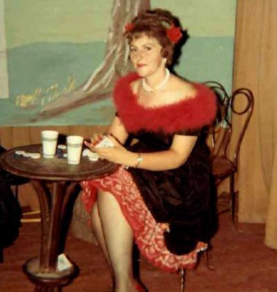 Virginia Trotter