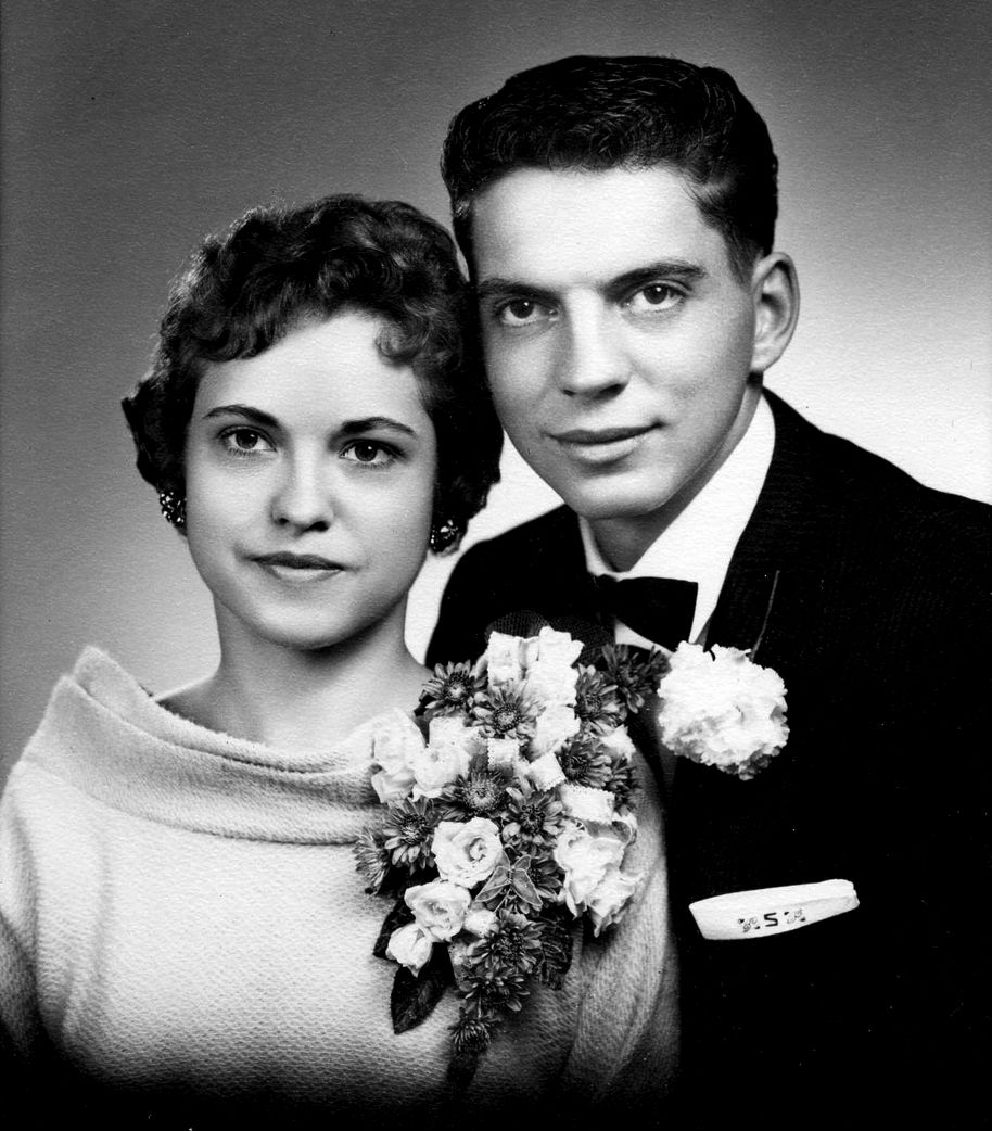 Larry and Shirley Stutzman