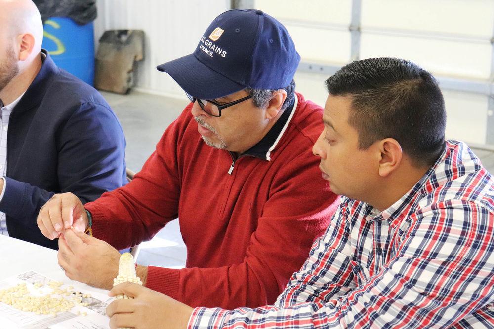 Corn board hosts trade missions