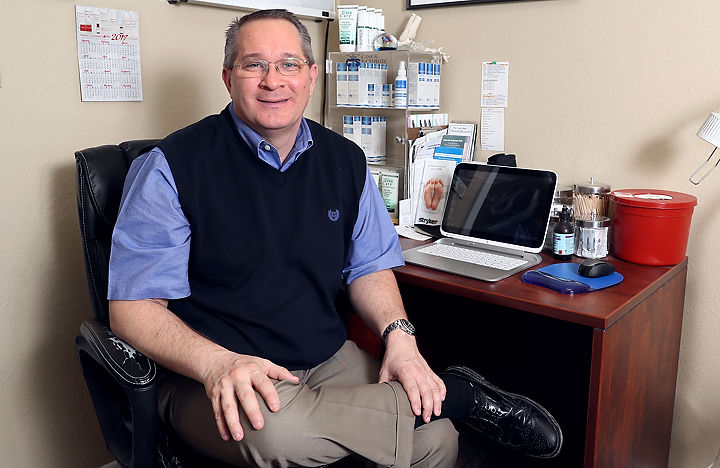 New technology helping patients with foot pain | News