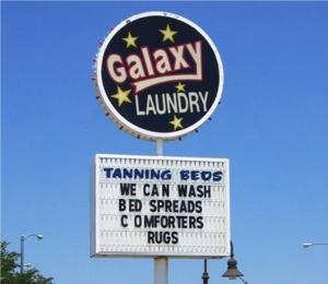 Galaxy Laundry
