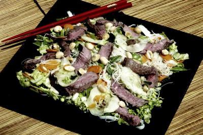 QF_Vietnamese Beef Salad