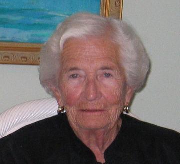 Margaret 'Peg' McGrath