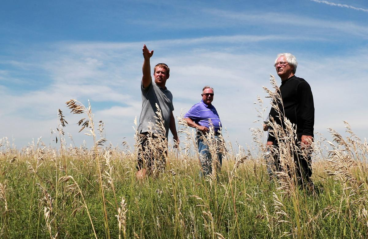 FILE PHOTO: Gary Quandt, Smart Soil