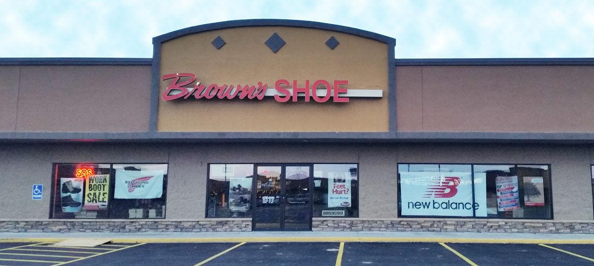 Browns Shoe Store Grand Island