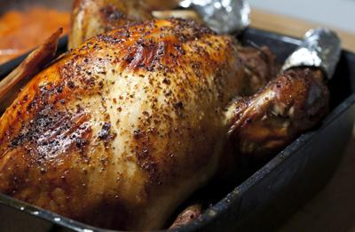 Recipe of the Day: Bourbon-Brined Turkey