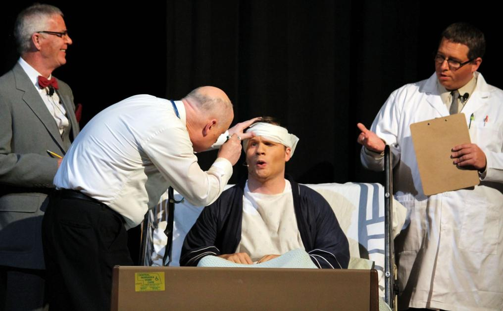 Grand Island Little Theatre Opens 2016 17 Season With Flowers For Algernon