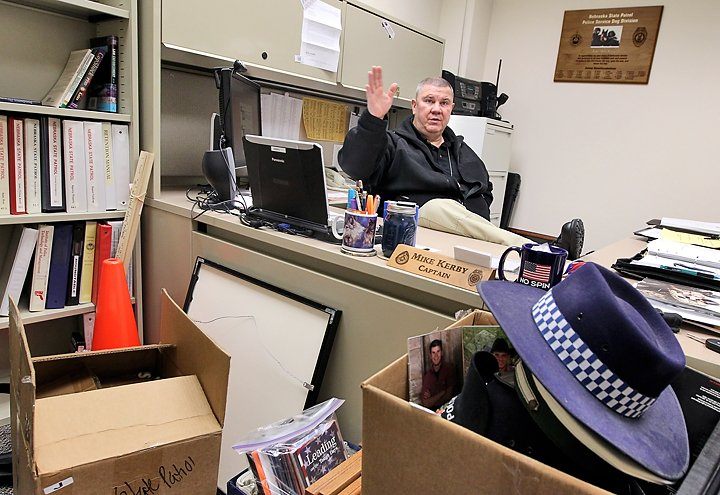 Retiring NSP captain known for work, wit | Local News
